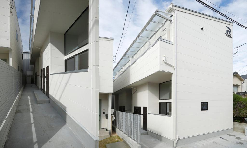 リノリノアパートメントコイン通りⅡ〜ロフトのある暮らし〜