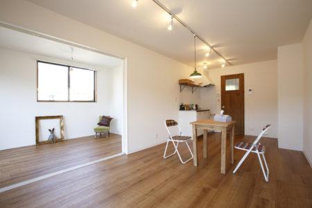 おひさまと暮らす@西条アパートメントプロジェクト